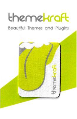 Mobilecleaner Premium Qualität, 30 x 40 mm, inkl. 4c- Digitaldruck und allen Grundkosten