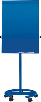 Mobiles Flipchart, blau