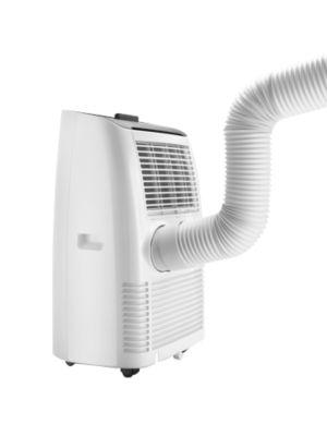 Mobiles Klimagerät De´Longhi PAC EX100 Silent, Luft-Luft-System, bis 2,5 kW Kühlleistung, max. 350 m³/h
