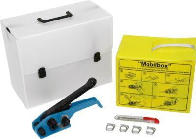 Mobiles Umreifungs-Set Combibox