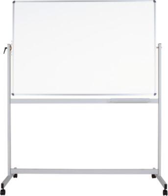 Mobiles Whiteboard MAULstandard, kunststoffbeschichtet, 1000 x 2000 mm