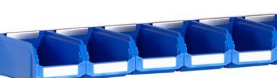 Montagerails voor LF 211, 1130 mm lang, voor 22 bakken