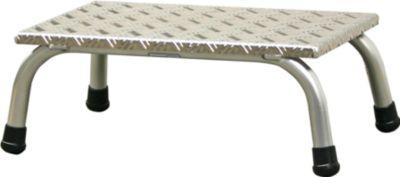 Montagetrap, 1 trede, 2,5 kg, hoogte: 0,20 m