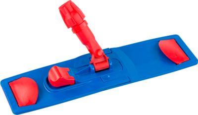 Mopphalter Quick-System, klappbar, f. Mopp-Bezüge m. Laschen, 400 mm