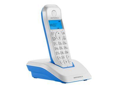 Motorola Startac S1201 - Schnurlostelefon mit Rufnummernanzeige/Anklopffunktion
