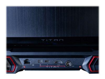MSI GT75 8SG 035 Titan - 43.9 cm (17.3