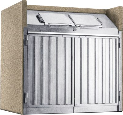 Müllcontainerbox EV plus 110.0