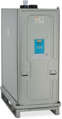 MULTI-Schmierstoff-Tank, 1500 Liter