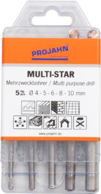 Multi-Star Mehrzweckbohrer-Set