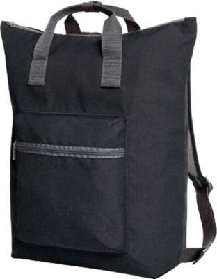 Multibag SKY, Polyester, atmungsaktiv, B 410 x T 130 x H 430 mm, WAB 100 x 80 mm, rot