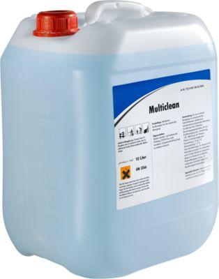 Multiclean - alkalische stroomreiniger, 10 liter canister, 10 liter canister