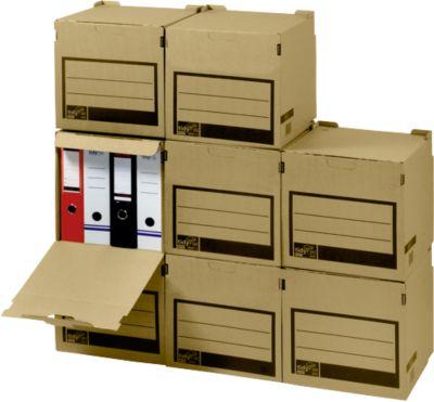Multidozen, archiefsysteem, 10 stuks