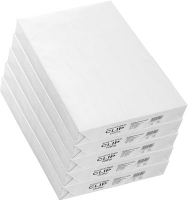 multifunctioneel papier CLIP OutPut, A3, wit, 2500 vel