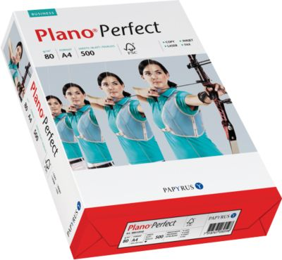 Multifunctioneel papier Plano Perfect, 80 g/m², 2500 vellen