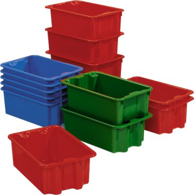 Fix Box 530, rood