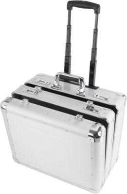 Multifunctionele koffer CHALLENGER, aluminium