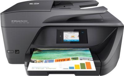Multifunktionsdrucker HP OfficeJet Pro 6960 All-in-One, drucken, kopieren, scannen, faxen