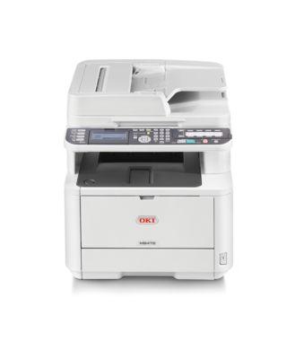 Multifunktionsdrucker Oki MB472dnw, 4-in-1 Gerät, WLAN, 33 S./Min.