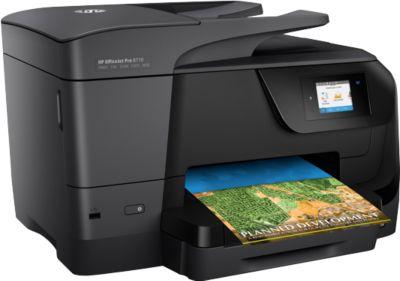Multifunktionsgerät HP OfficeJet Pro 8710 e-All-in-One, Tintenstrahl