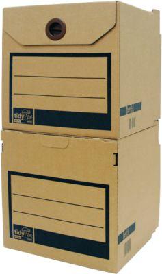 Multischachteln, Archiv-System, 10 Stück