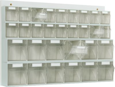MultiStore Wand-Set mit 30 Behälter