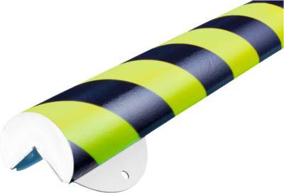 Muurbeschermingskit, Type A+, 1m, dag fluorescerend, type A+, 1m