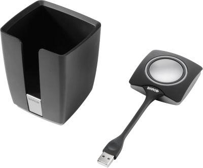Netzteil BARCO, für ClickShare Präsentationssystem CS-110 & CSE-200, extern, schwarz