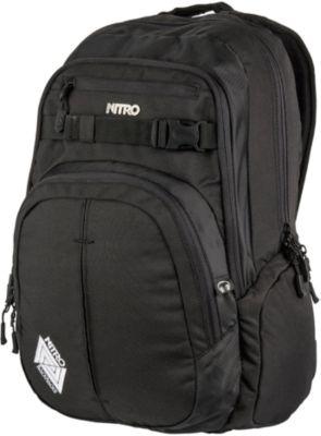 Nitro Chase m. Laptopfach schwarz