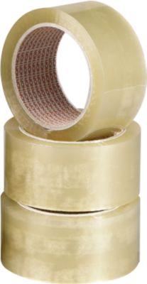 NOPI® Verpakkingsplakband 4042, transparant, 6 rollen