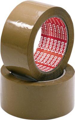 NOPI® verpakkingstape, bruin, 36 rollen