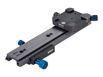 Novoflex CASTEL XQ II - Makrofokus-Schienen