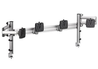 Novus monitorbrug TSS Control Center, voor 4 monitoren, klem 14 tot 40 mm, tot 22 kg.