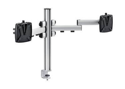 Novus monitorzwenkarm TSS Duo 450, voor 2 beeldschermen, 2 x 2-delige opklapbare arm, voor 2 beeldschermen