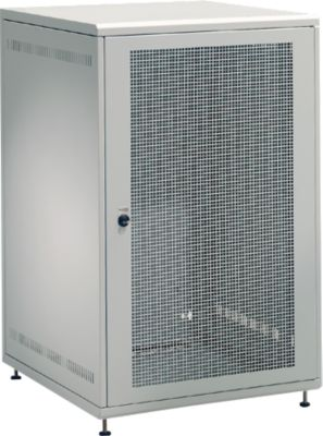 NT Mini-Rack 18 met stalen deur