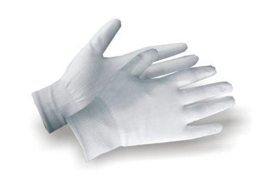 Nylon-Feinstrick-Handschuh 3700 weiss Gr. 10
