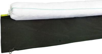 Ölsperre mit Schürze, Ø 160 x L 10.000 mm, für 634 l, weiß, 2 Stück