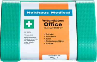 Office verbandtrommel DIN 13157 (volgens de Duitse normen)