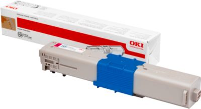 OKI 44973534 Tonerkassette magenta