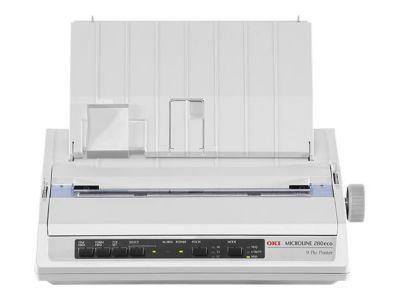 OKI Microline 280eco - Drucker - monochrom - Punktmatrix