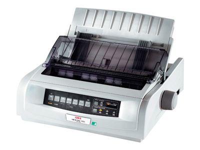 OKI Microline 5520eco - Drucker - monochrom - Punktmatrix