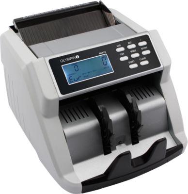 OLYMPIA bankbiljettentest- en telmachine NC-570