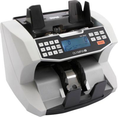 Olympia banktest- en telmachine NC590