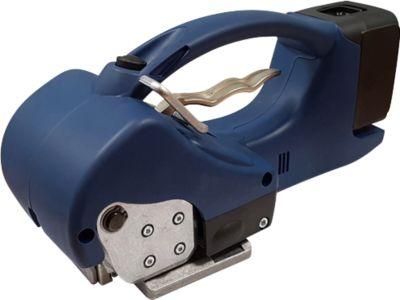 Omsnoeringsapparaat BW-ECO, kunststof banden, 13 - 16 mm, halfautomatisch, met batterijband