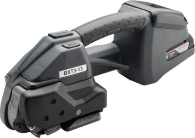 Omsnoeringsapparaat BXT3, kunststof banden, band 9 - 13 mm, stootvaste display