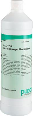 Onderhoudsreiniger Alcotop, 6x 1L flessen, 6x 1L flessen
