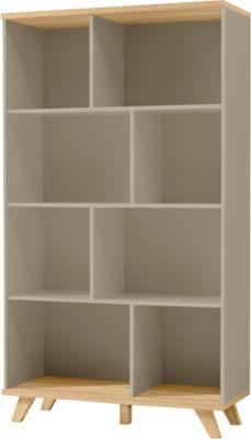 Open kast h1710, steengr./Navarra