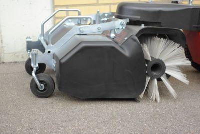 Opvangbak voor sneeuwruimer/veegmachine haaga 850