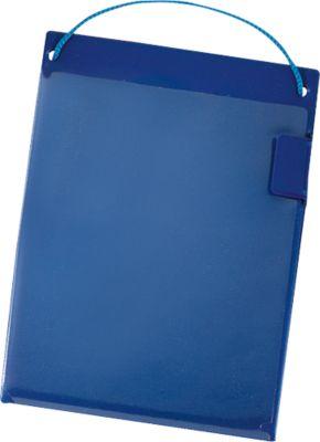 Ordermapjes, DIN A5, blauw, 10 st.