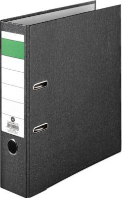 Ordner Grüner Balken, DIN A4, Rückenbreite 80 mm, 20 Stück