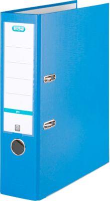 Ordners ELBA smart PP/papier 80 mm blauw, 1st.